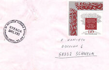 ROMANIAN CRUISE SHIP MS DELTA STAR A SHIPS CACHED COVER