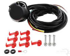 Anhänger Steckdosen-Set 13-polig Elektrosatz E-Satz Kabelsatz Anhängerkupplung