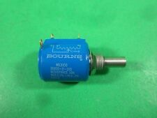 Bourns Potentiometer 3500S-2-103 (Lot of 2) New