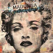 CD de musique en album synth-pop madonna