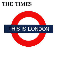 THE TIMES this is london CD ss UK 80S MOD PSYCH EDWARD BALL bonus songs L@@K