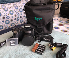 Fujifilm Finepix S2950 14.0MP Digital Camera 18x Zoom~~Black~~Nr Mint~~Bundle~~