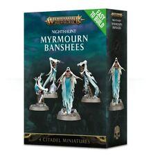 Easy to Build Nighthaunt Myrmourn Banshees Games Workshop Warhammer AOS Sigmar