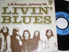 "Livin Blues L.B.Boggie & Johnny W. (1971 Dutch 7"") # 0891"