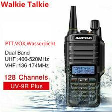 Baofeng UV-9R Walkie Talkie IP67 Hoch Power Range 2-way Hand-Funkgerät