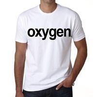 oxygen, Tshirt Col Rond Homme T-shirt, Homme tshirt, cadeau