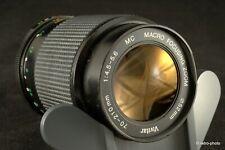 Vivitar 70-210mm f/4.5-5.6 Macro Focusing Zoom for Contax/Yashica C/Y, bargain