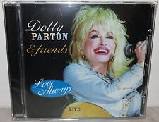 CD DOLLY PARTON - LOVE ALWAYS LIVE - NUOVO NEW