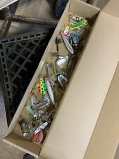Box Of Misc Fishing Lures (Lot)