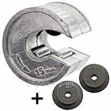 15mm Tagliatubi RAME TUBO IN ALLUMINIO fetta IDRAULICI strumento di taglio ruote di