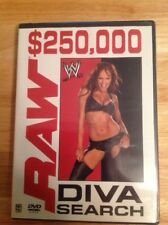 Wwe:250,000 Raw Diva Search(DVD,2004)NEW Authentic RELEASE Region 1