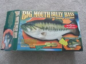 Big Mouth Billy Bass 445076 with Alexa Toy