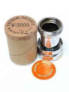 Sloan Valve V-500A Vacuum Breaker
