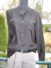 Bluse**Gr. 40**H&M**Schwarz**NEUwertig**