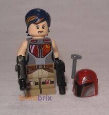 Lego Sabine Wren Minifigure from sets 75106 + 75090 Star Wars Rebels NEW sw616