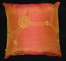 Faux Silk Unbranded Art Deco Style Decorative Cushions