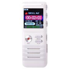 ^nt Registratore audio digitale Mp3 Wav acquisizione Line-in analogica portatile