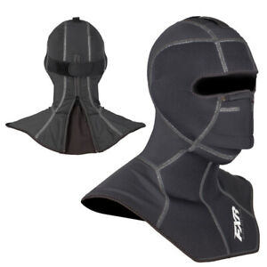 FXR Black-Ops Elite Balaclava Extreme Weather Wide Shoulder Wind Protection