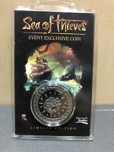 Sea Of Thieves Event Exclusive Coin Xbox PC Limited Edition  ONLY 5000 Worldwide