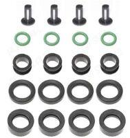 HONDA Fuel Injector Service Repair Rebuild Kit Orings Filters 94-97