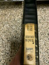 Oem Massey Ferguson 1500 1800 Tractor Service Manual
