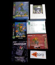 THE LEGEND OF ZELDA ORACLE OF AGES Nintendo Game Boy Color gameboy GBC JAP