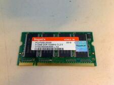 512mb DDR 333 pc2700s Hynix SODIMM RAM ACER 1360 1362lm