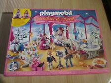 Playmobil Calendrier de l'Avent Bal de Noël Salon de Cristal 9485 NEUF SCELLE