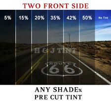 PreCut Film Front 2 Door Windows Any Tint Shader for Mercury Topaz 1990-1994