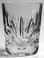 Gorham CHERRYWOOD CLEAR Double Old Fashioned Glass 167027
