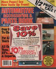 J.C. Whitney & Company 1982 Auto Parts & Accessories Catalog #421 121919AMA