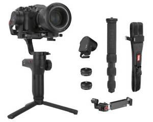 Zhiyun - Weebill Lab Creator Package - kompaktes Gimbal für Kameras bis 3000g