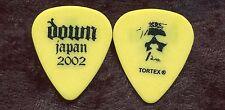 DOWN 2002 Japan Bustle Tour Guitar Pick!!! REX BROWN custom concert stage Pick