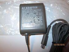 NEW ORIGINAL NINTENDO BRAND AC ADAPTOR FOR THE DS LITE SYSTEM
