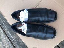 ECCO Mens Slip On Shoes, Black, Size  EUR 43