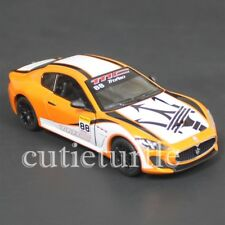 Kinsmart Maserati Gran Turismo MC Stradale 1:38 KT5395DF Racing #88 Orange