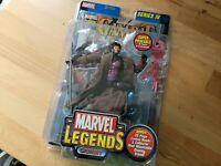 "2003 Marvel Legends GAMBIT 7"" Figure Series IV MIP - Toy Biz  NEW SEALED NEW"