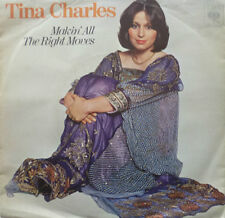 """7"""" 1978 ! TINA CHARLES Makin all The Right Moves /VG++"""