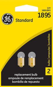 Lamp Assy Sidemarker General Electric 1895/BP2