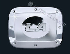 A242 Chrome Fuel Gas Cap Cover Emblem For 07 09 Chevy Lacetti : Optra