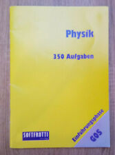 NEU Softfrutti Physik 350 Aufgaben Arbeitsheft GOS Einführungsphase Gymnasium
