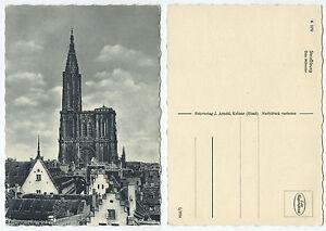 30091 - Straßburg - Das Münster - alte Ansichtskarte