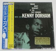 Kenny Dorham / 'Round About Midnight At The Cafe Bohemia Japan Mini LP CD W /