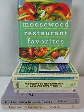 Mollie Katzen Vegetarian Moosewood Restaurant Cookbook Book Lot of 6