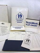 TEAMWORK Educational Program - MANUAL, TAPES, Flip Chart - Academic Goals
