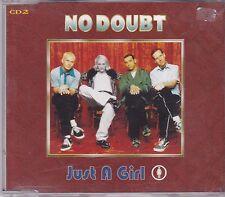 No  Doubt-Just N Girl cd maxi single