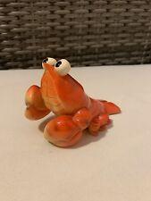 Vintage Crawfish Figurine Orange