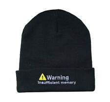 Insufficient memory beanie funny meme iphone error instagram  perfect gift
