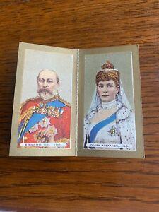 Imperial Tobacco Coronation Card