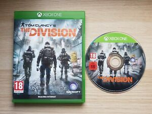 Tom Clancy's The Division - 2016  Xbox One ** ARTWORK AND DISC ONLY *